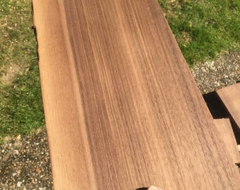 American black walnut bread/serving board