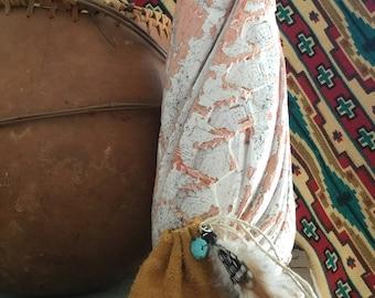 Native American medicine pouch