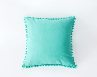 Elodie Lala & Bash Pompom Pillow