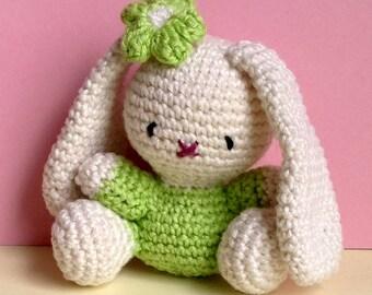 Amigurumi Bunny Rabbits various colours