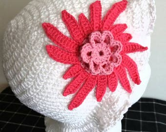 Summer Hat Girl Crochet
