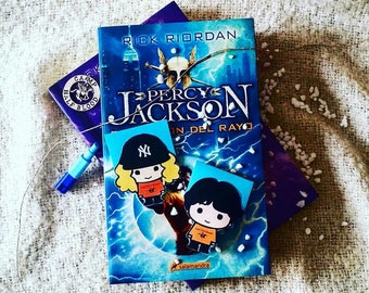 PERCY JACKSON BOOKMARK