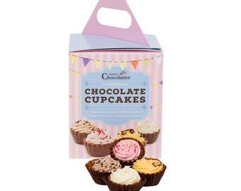 Scrumptious  Chocolate Cupcakes