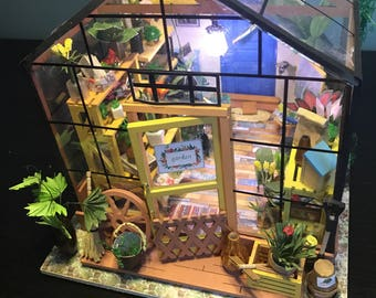 DIY Handmade Garden House