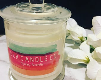 Highly Scented Soy Candle | 270ml