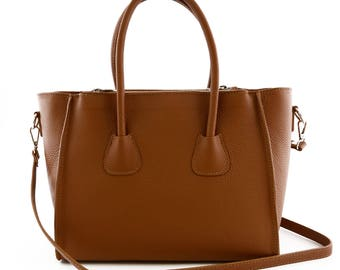 Woman Genuine Leather Handbag