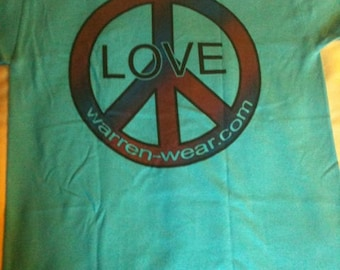 Love Peace T-Shirt