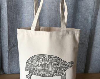 Desert Tortoise Market Tote Bag