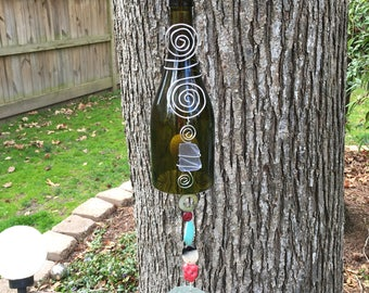 Bottle Wind Chime 04/001