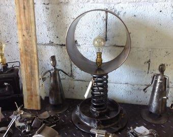 Tyne punk industrial lamp
