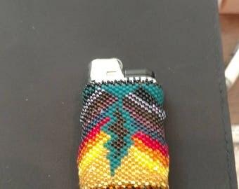 Peyote stitch jewelry