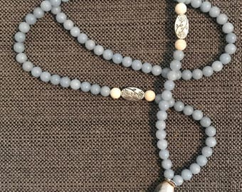 Clear Skies Ahead Mini Mala