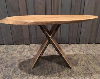 Live Edge Cherry Coffee/End Table