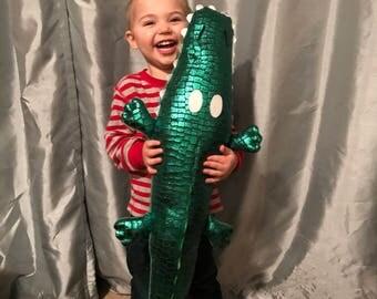 Soft Alligator Stuffed Animal