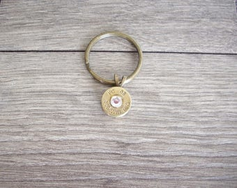 bullet key ring,ammo key chain ,bullet zipper pull,shell casing ,cartridge,country,western,key fob,key holder,hunting accessories,hunters