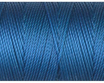 Blue Lagoon C-Lon Beading Cord 92 Yards
