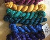 Just and Fair in Camelot - six quarter skeins