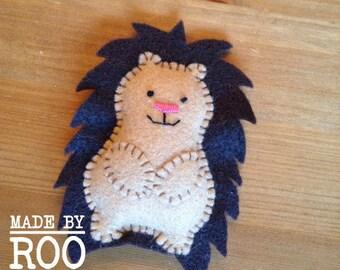 Woodland Babies Magnets - Hedgehog