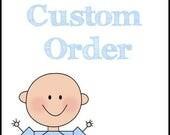 Custom order for Josie ( need ASAP)