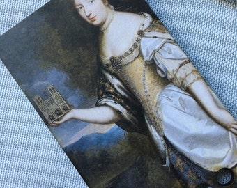 Little House Queen thread keep embroidery floss organizer