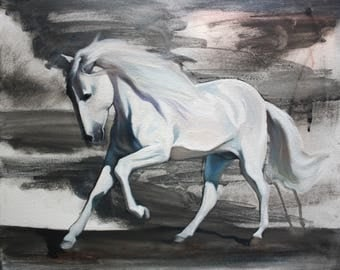 Andalusian Oil Painting