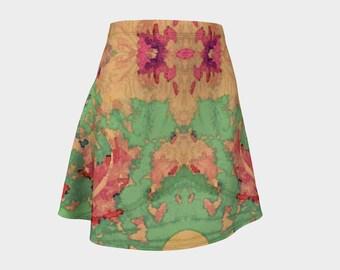 Flare Skirt 10-23-2
