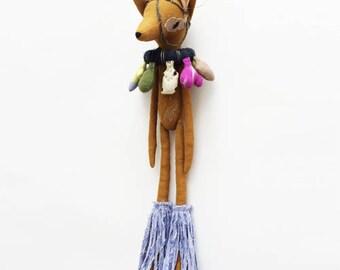 BAMBOULA - Tribal Art Doll