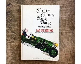 1964 Chitty Chitty Bang Bang by Ian Fleming