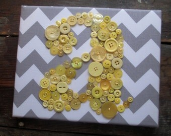 Custom Button Letter 'A' -- Reserved for 'mulljesica'
