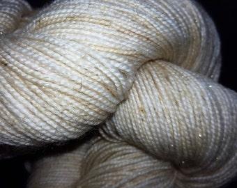 Fairy Sock Gold in Butterscotch 100 gr 425 yds