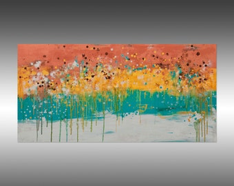 Lithosphere 166 - Abstract Painting, Art Paintings Original Painting Canvas, Modern Art Contemporary, Portland, Oregon