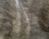 new 'snake' lambskin - soft Italian lambskin - choose this leather for selected bags or purchase a swatch