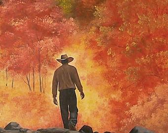 The Path - Fine Art Print - 11x14