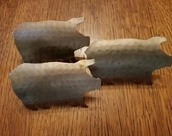 The 3 Little Pigs Napkin Rings
