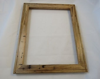 11x14 Wormy Curly Maple Picture Frame A1