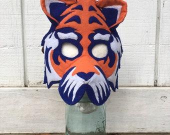 University of Memphis Tiger Mask