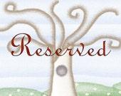 Reserved for Megan! 1 Mini Endometriosis