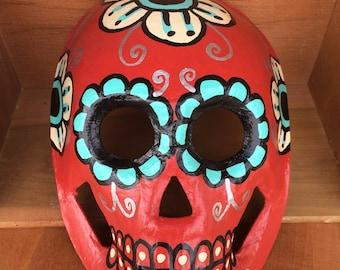 Day of the Dead skull mask / Dia de Los Muertos