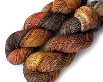 Lace Yarn Merino and Silk - Hearth and Home, 870 yards