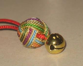Eternal Love Knot Amulet Omamori Talisman Charm