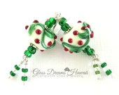 Christmas Dangle Earrings...