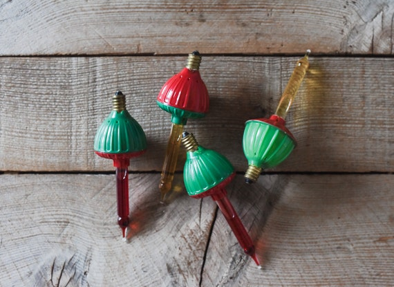Vintage Bubble Lights Tree Lights Vintage Christmas By