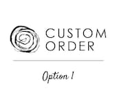 Custom Order Option 1 - One CAD Rendering & Price Quote - Etsy Wedding Ring, Wedding Band, and Engagement Ring Design Service