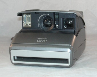 Vintage Polaroid One Instant Film Camera for Impossible Project 600 Film