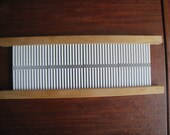 My Studio Sale,  Rigid Heddle Reed, Schacht, 10-inch weaving width, 10 dent (10 wpi) new condition, my studio sale