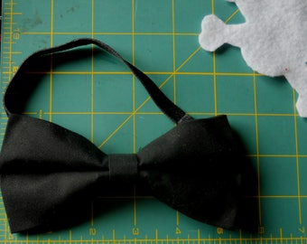 """Bow Tie, 5 """", Black quality and others to view, 2 sizes"""