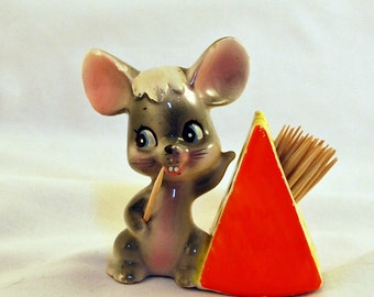 Enesco Toothpick Mouse