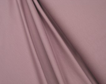 Cotton Jersey • uni • antique pink • 0.54yd (0,5m) 002993