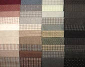 Japanese Taupe fabrics - 40 fat eighths RESERVED for Olga