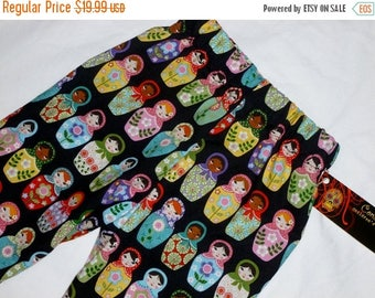 ON SALE 40% OFF New Matryoshka Doll Baby Pants size nb-18m